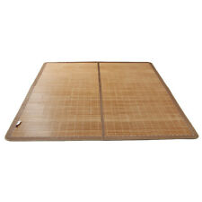 100% Natural Bamboo Wood New Folding Carbonized Bamboo Sleeping Mat