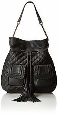 Big BUDDHA Jvaliant Shoulder Bag, Black, One Size BRAND NEW AUTHENTIC
