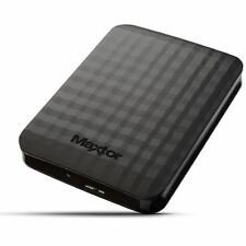 "MAXTOR M3 Portable 2.5"" Disque dur externe portable  (STSHX-M201TCB) 2 To Neuf"