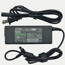 AC Adapter Cord Battery Charger For Sony Vaio SVE11125CXB SVE11125CXW SVE111B11L