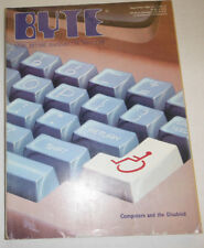 Byte Magazine Computers And The Disabled September 1982 111214R2