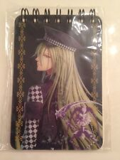 AMNESIA otome Ukyo notepad from Japan