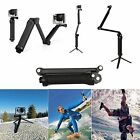 Mini Tripod 3-Way Handheld Stick Foldable Holder Monopod for GoPro Hero Cameras