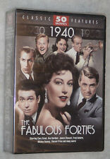 Die Fabulous Forties - 50 Classic 1940er Movies Sammlung - DVD Box-Set