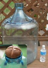 OLD Water Glass Jug Bottle CERAMIC CORK WINE MAKING