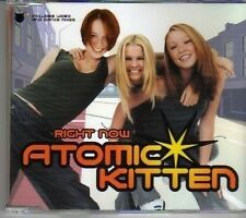 (CK654) Atomic Kitten, Right Now - 1999 CD