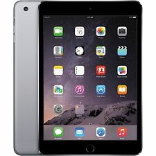 Apple iPad Mini 2 Wifi+4G GSM Unlocked 2nd Generation 7.9 inches 32gb Gray