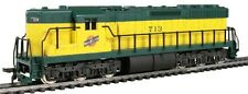 HO 1:87 Scale Train CHICAGO & NORTHWESTERN SD-24 Diesel New in Box IHC 3809