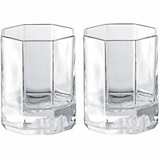 Versace Medusa Lumiere Crystal Whisky set of 2