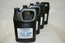 4 PACK 1 GAL EQUIV TO KAESER # S-100 FULL SYNTHETIC RECIPROCATING COMPRESSOR OIL