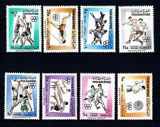 YEMEN - REPUBBLICA ARABA - 1964 - Sport. Giochi olimpici di Tokyo