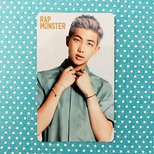 BTS Rap Monster  Photocard Youth Japanese Album  Free US Shipping『 US SELLER 』