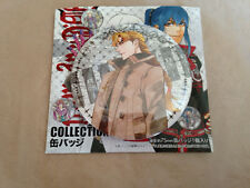 D.gray-man Collection Can Badge Howard Link Crow Jump Shop Limited Anime F/S