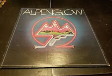 Alpenglow Self-Titled Vinyl Record LP - 1977 - House Top