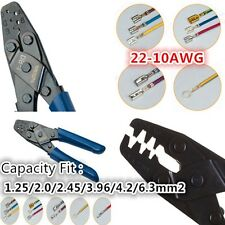 New Open Style Automotive Terminal Crimp Tool For 22-10 AWG Style plier OEM