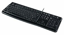 Logitech Keyboard K120 NEU OVP komplett Deutsches Layout USB