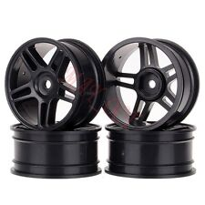 4xRC 1/10 On Road Racing/Drift Hex:12mm D:52mm Wheel Rim 6042 Fit HSP HPI Redcat