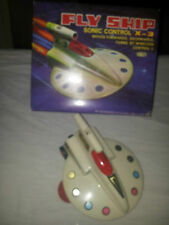 ASTRONAVE FLY SHIP SONIC CONTROL X-3