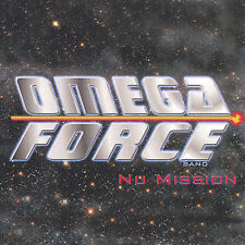 Omega Force Band-Nu Mission  CD NEW
