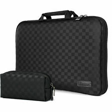 "Samsung 355V5C Series 3 15.6"" Laptop Case Sleeve Protect Bag Checkered"