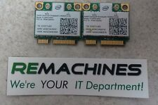 LOT OF TWO (2) Intel Centrino WiMAX 6150 Wifi Card 612BNXHMW TESTED FREE SHIP