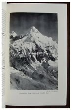 1928 Mountaineering - EARLY HIMALAYA EXEDITION - NANDA DEVI - Western Tibet - 05