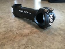 "Ritchey Comp 4 Axis Bike Stem 120mm 31.8mm Bar Clamp 1 1/8"" Black. 160g"