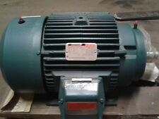 New Reliance Electric 5 HP 460 Volt 254UC Frame 1170 RPM AC Motor