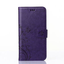 Shockproof Flip PU Leather Case/Cover Pouch Stand Card Holder Wallet Bookstyle