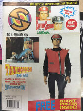 S I G 1  WITH GIANT POSTER GERRY ANDERSON 1994