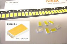 100 pcs OSRAM DURIS®E5 LED 3500K CRI 85 HIGH QUALITY 5630 5730 GW JDSMS1.EC 0.5W
