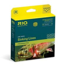 RIO IN TOUCH INTOUCH DEEP 5 WF-8-S-5 #8 WT. FORWARD TYPE 5 FULL SINKING FLY LINE