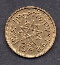 Maroc, 20 Francs AH 1371/1952
