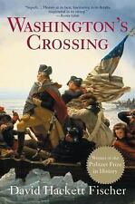 Washington's Crossing (Pivotal Moments in American History) Fischer, David Hack