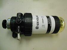 87494263 NEW HOLLAND C175 L160 L170 L175 SKIDSTEER FUEL FILTER HEAD W/ 87803444