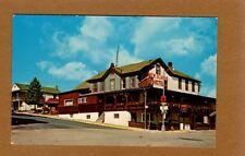 WI Wisconsin New Glarus Hotel Swiss Cuisine,Music/Yodeling by Robbie Schnieder