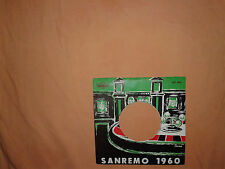 Sanremo 1960 - Copertina Forata Per Disco Vinile 45 Giri