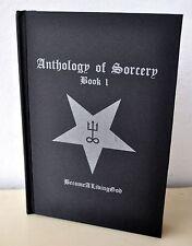 Anthology of Sorcery E A Koetting HC Ltd Ed Satanic Grimoire Asenath Mason RARE