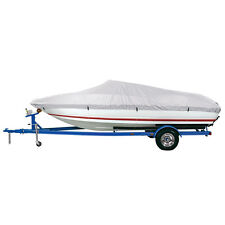 DMC REFLECTIVE POLYESTER BOAT COVER MODEL D 17-19'