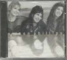 WILSON PHILLIPS - Shadows and light - CD 1992 MINT CONDITION