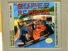 Nintendo Game Boy SUPER RC PRO-AM - Cartridge Only - Rated E 1991 - Guaranteed -
