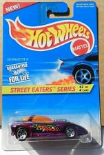 SILHOUETTE II 2 GATOR STREET EATERS 95 96 #2 SERIES HOT WHEELS HW