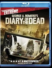 Diary of the Dead(BRAND NEW Blu-ray!)GEORGE A. ROMERO/MICHELLE MORGAN/ENG&FRENCH