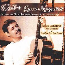 Santiago, Eddie Interpreta Los Grandes Exitos De Luis An CD