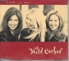 WILD ORCHID - Talk to me CD SINGLE 2TR US RELEASE 1997 (RCA)