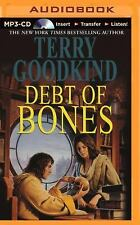 Sword of Truth: Debt of Bones by Terry Goodkind (2014, MP3 CD, Unabridged)