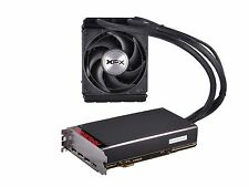 NEW XFX R9-FURY-4QFA RADEON R9 FURY X 4GB 4K Liquid Cooled Video Graphic Card