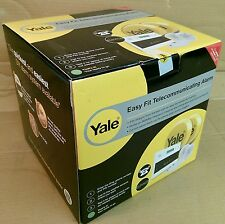 YALE EF-KIT2 Easy Fit Telecommunicating wireless burglar Home Alarm EF-KIT2