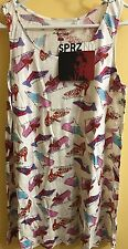 Andy Warhol Shoes Pop Art To Wear Mini Dress Tank Top Tunic Size Large
