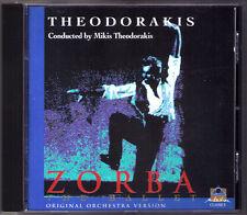 Mikis THEODORAKIS ZORBA Ballet Kostas Papadopoulos Sophia Michaelidi Karnezis CD